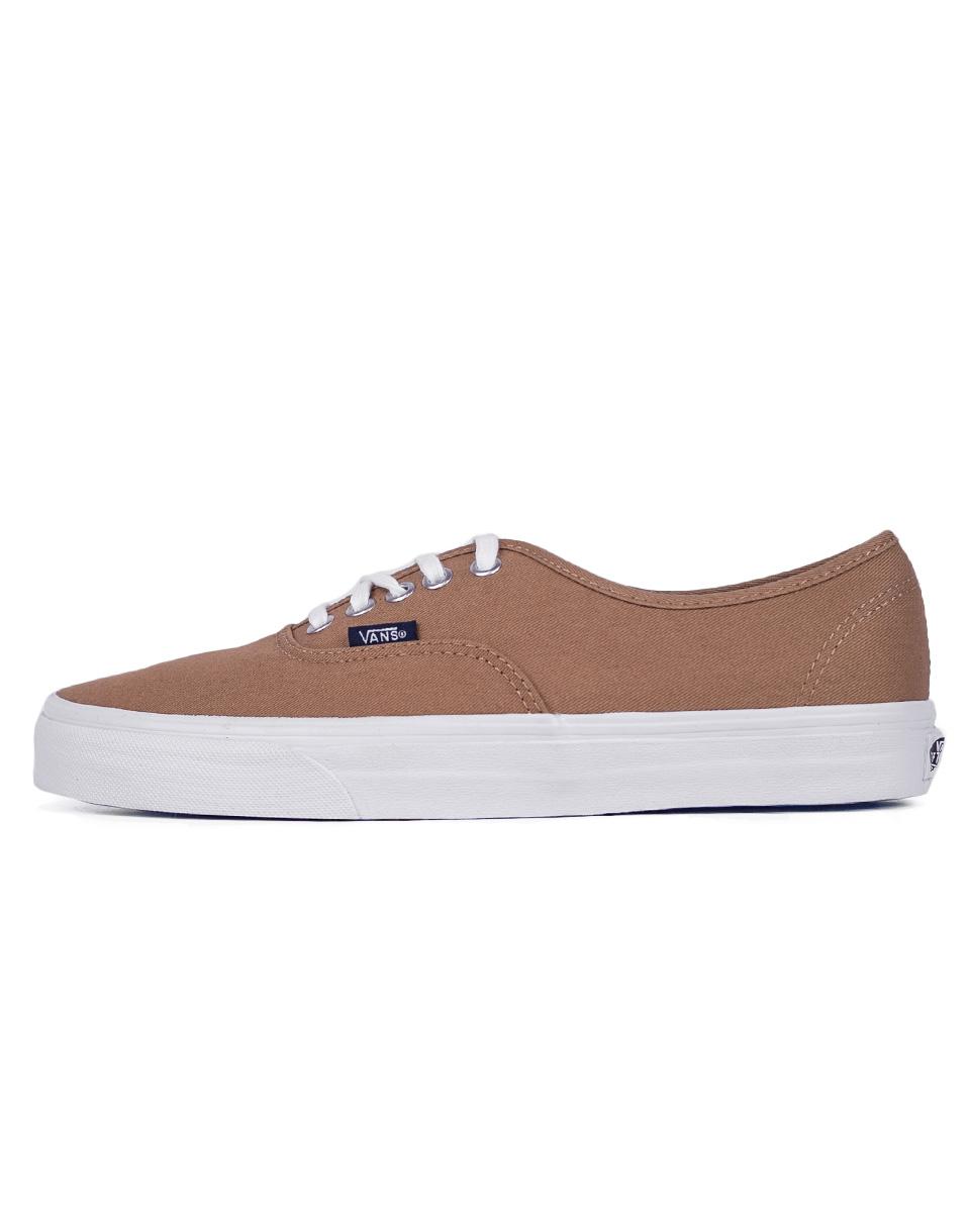 Sneakers - tenisky Vans AUTHENTIC (DECK CLUB) KHA 44