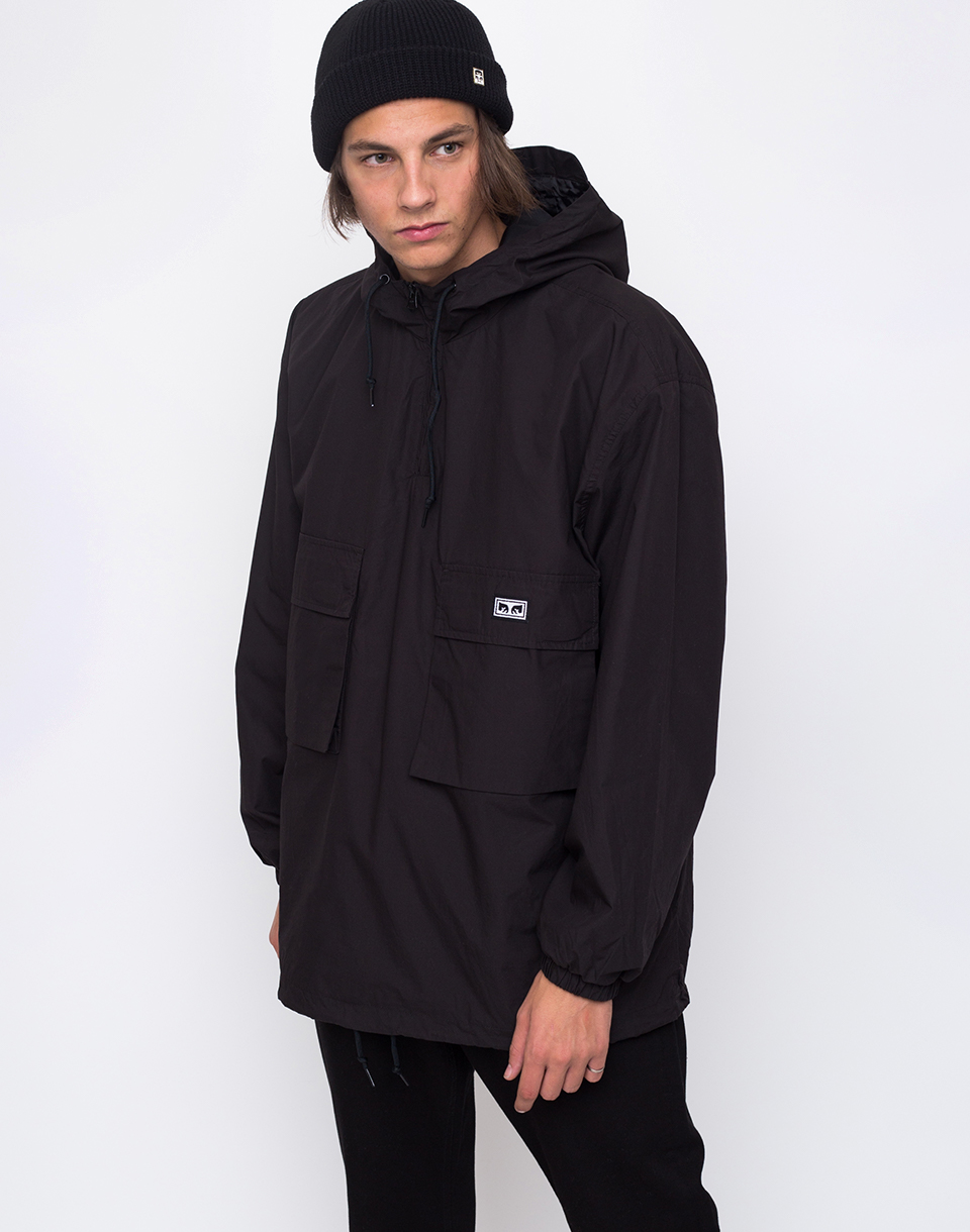 Obey Lock Black L