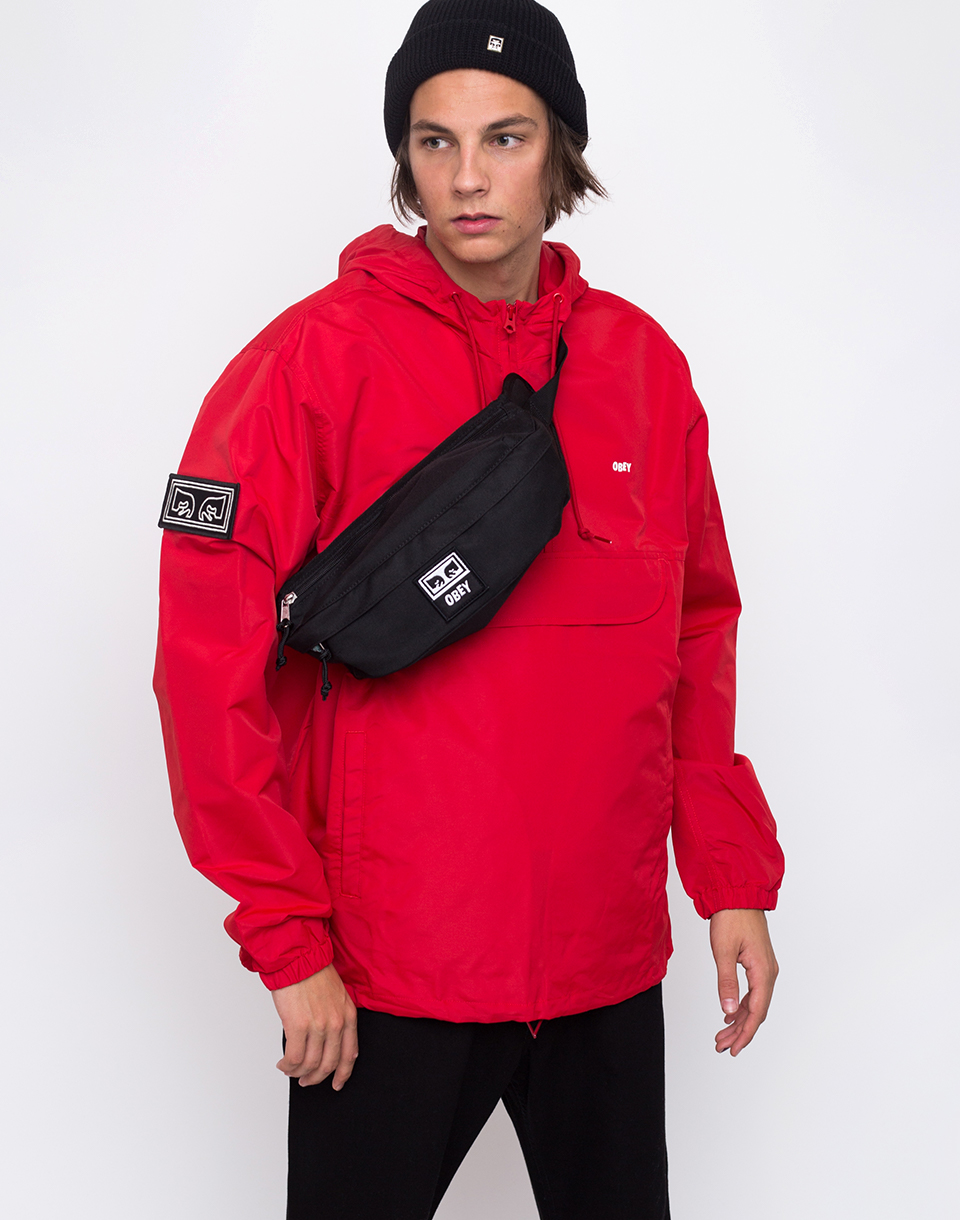 Obey Crosstown II Hot Red L
