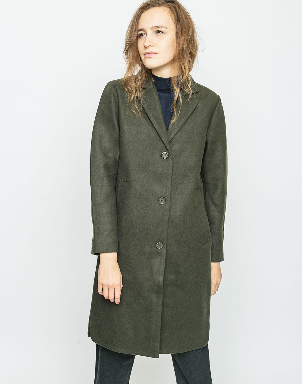 Selfhood Jacket Heavy Army L