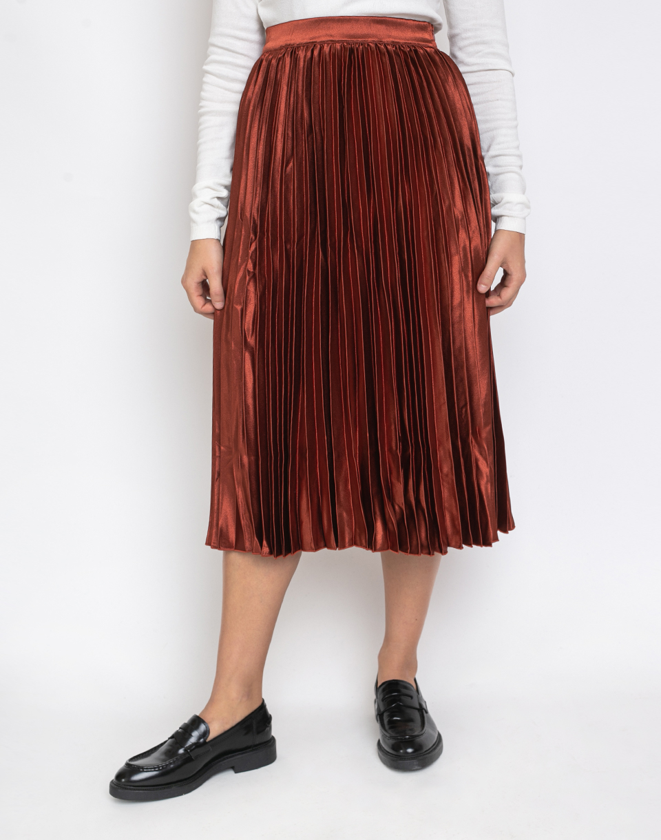 Edited Joey Skirt Rot Schwarz 36