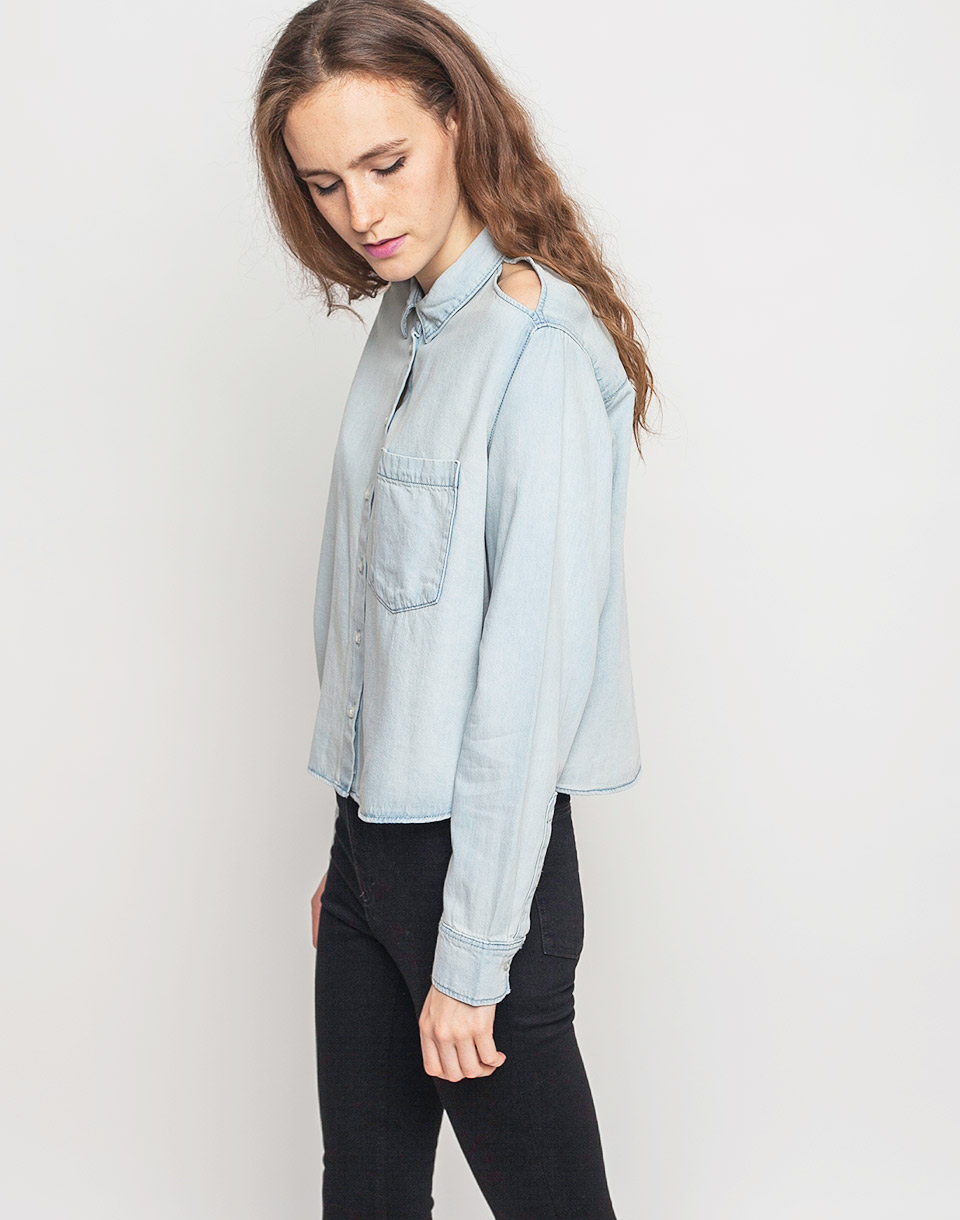 Cheap Monday Domain PALE BLUE L