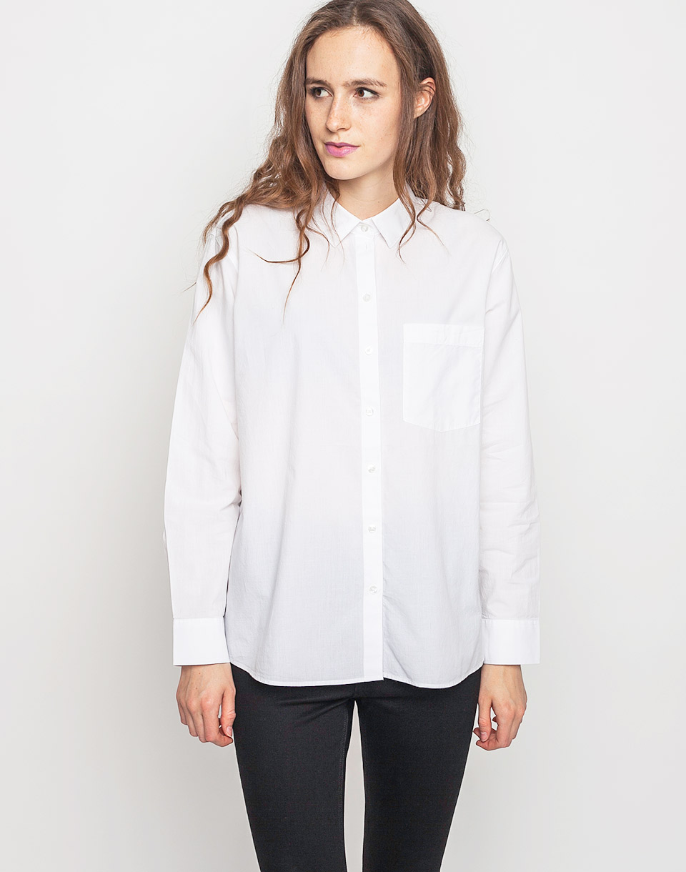 Cheap Monday Direct Poplin White M