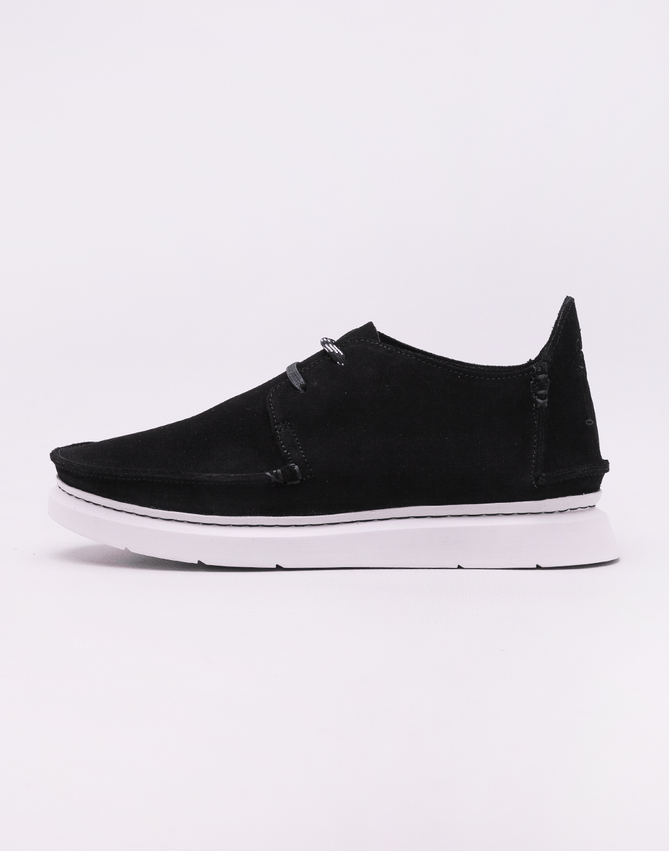 Clarks Originals Seven Black Suede 42