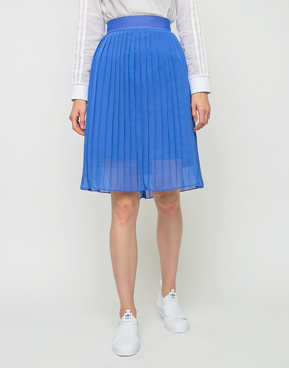 Sukně Adidas Originals Pleated Aero Blue 40