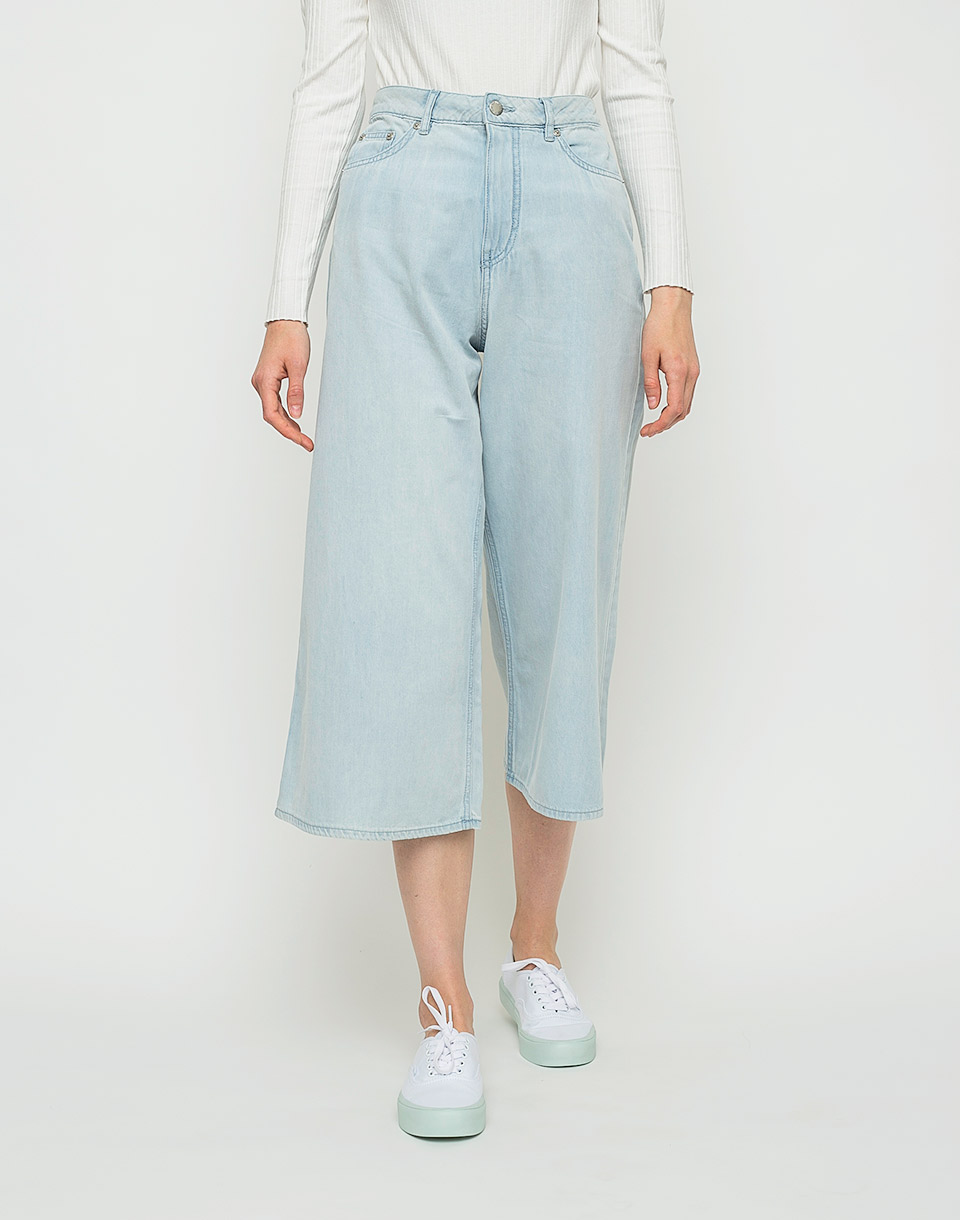 Cheap Monday Abstract PALE BLUE XS