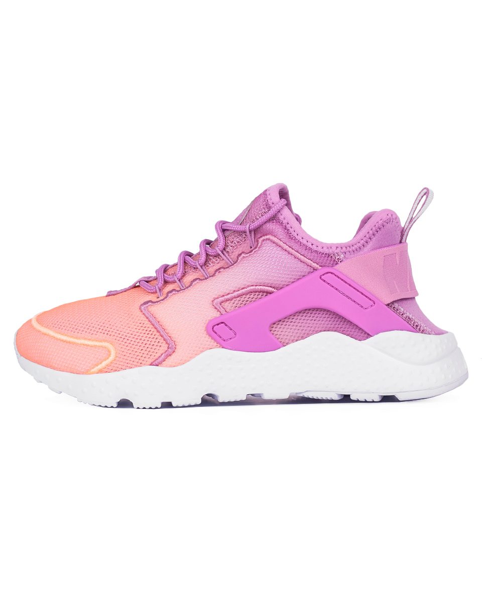 Sneakers - tenisky Nike Air Huarache Run Ultra Breathe Orchid / Orchid - Sunset Glow - White 38 + doprava zdarma