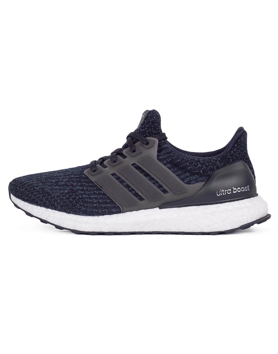 Sneakers - tenisky Adidas Performance Ultra Boost Core Black / Dark Grey 40,5 + doprava zdarma