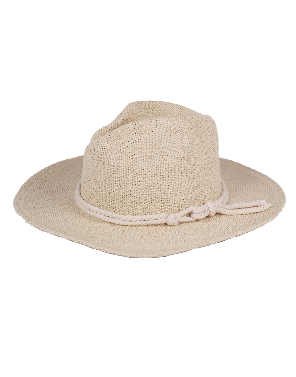 Brixton Ellington Fedora Tan S