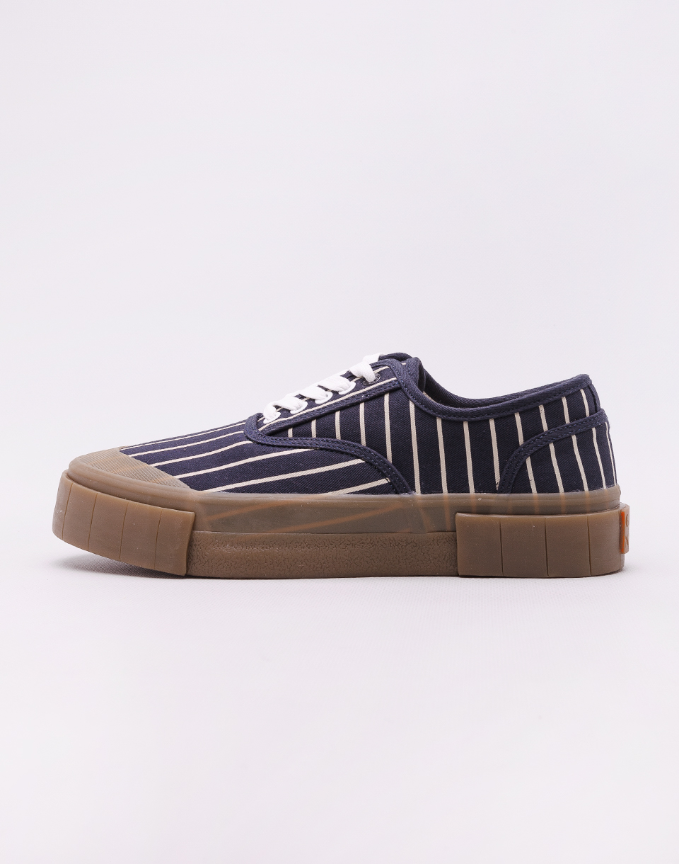 Good News Hurler 2 Low Navy Brown 46