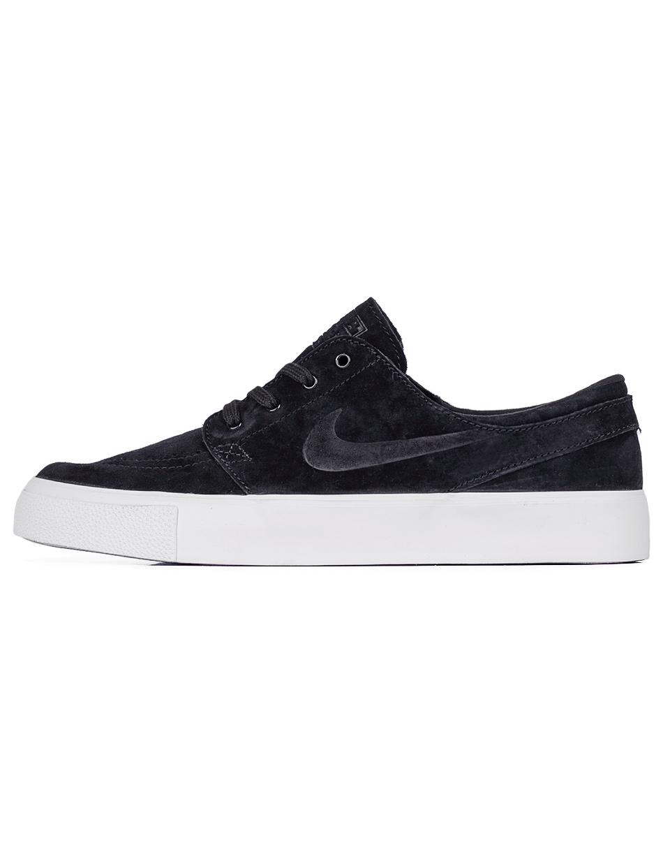 Sneakers - tenisky Nike SB Air Zoom Stefan Janoski Premium High Tape Black / Black - White 40,5 + doprava zdarma