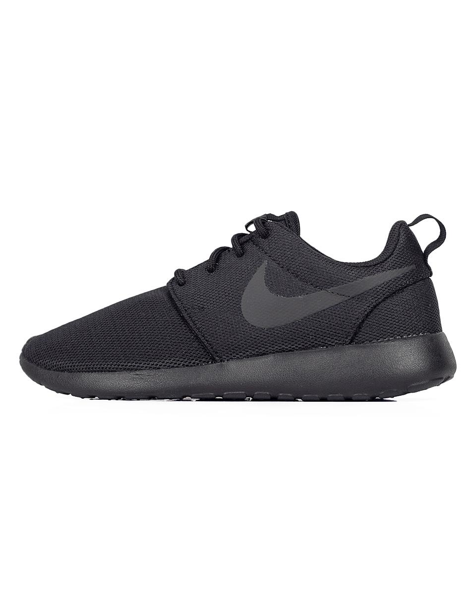 Sneakers - tenisky Nike Roshe One Black / Black - Dark Grey 36,5 + doprava zdarma