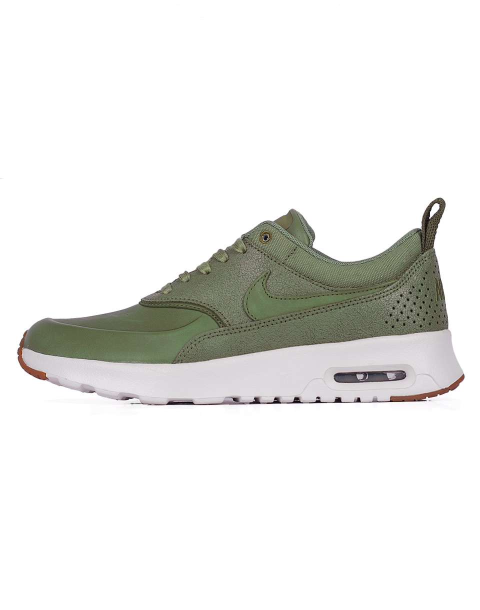 Sneakers - tenisky Nike Air Max Thea Premium Palm Green / Palm Green - Sail 40 + doprava zdarma + novinka