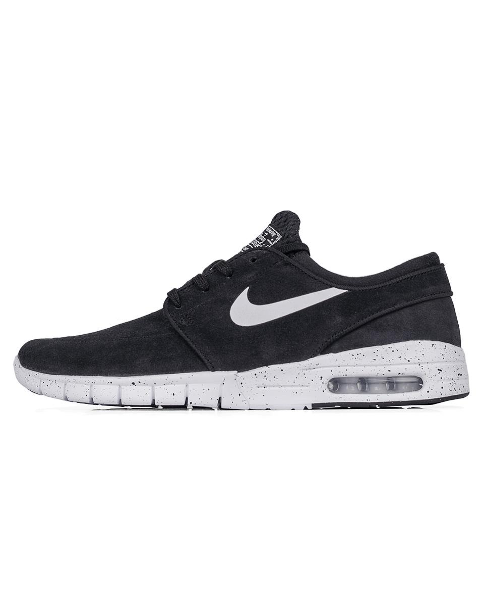 Sneakers - tenisky Nike Stefan Janoski Max L Black / White 45 + doprava zdarma