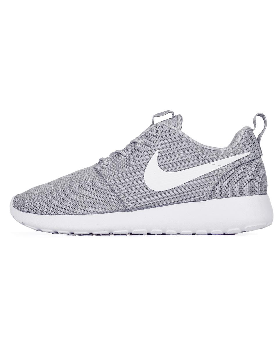 Sneakers - tenisky Nike Roshe One Wolf Grey / White 43