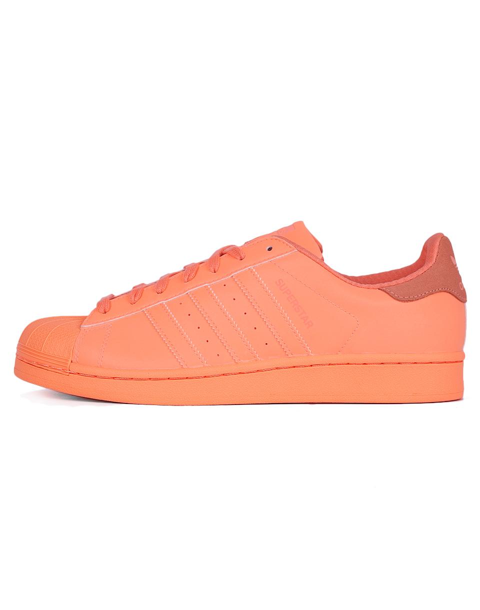 Sneakers - tenisky Adidas Originals SUPERSTAR ADICOLOR Sun Glow/Sun Glow 44