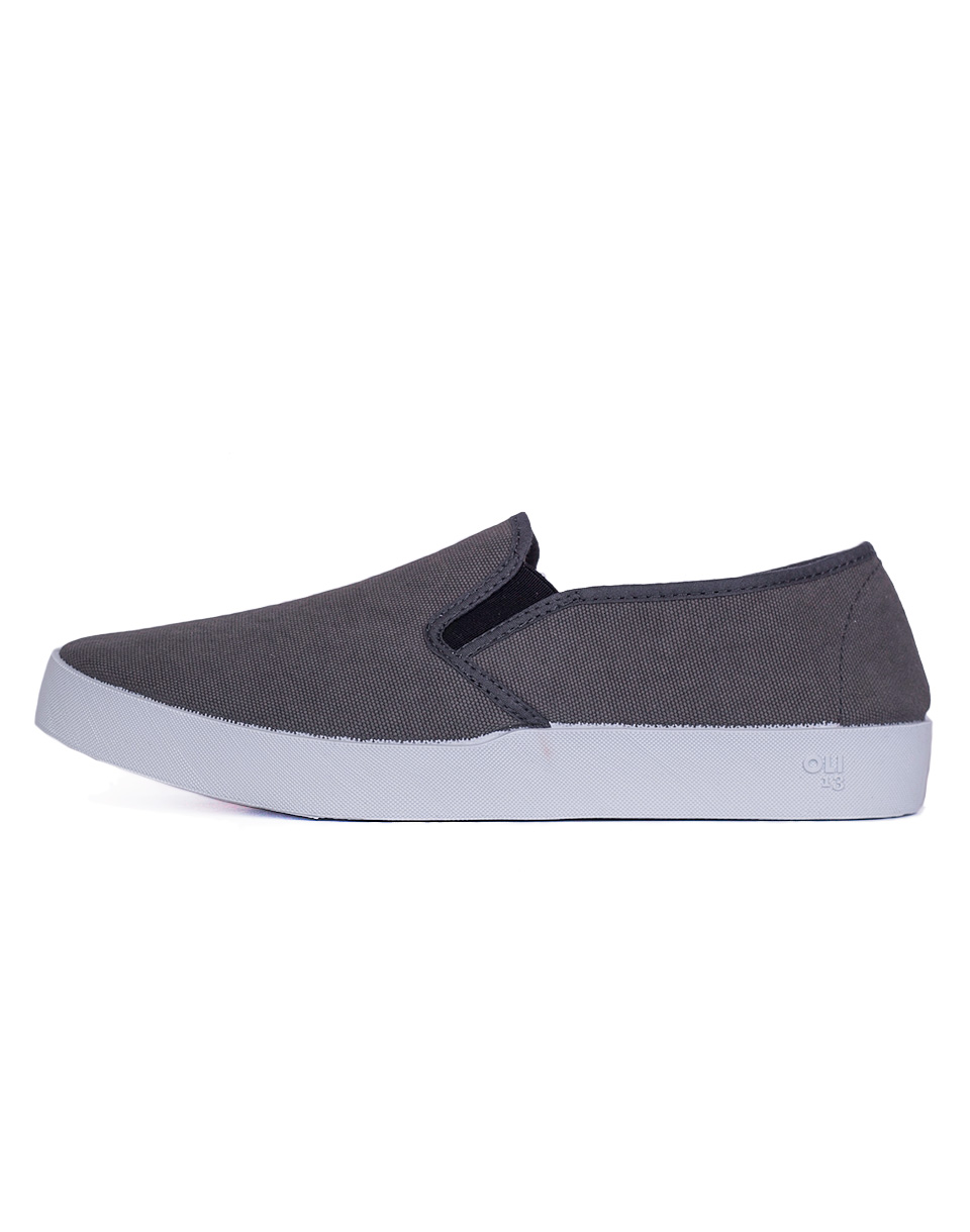 Slip-on Oli13 Slip On Slip on Graphite/White 41
