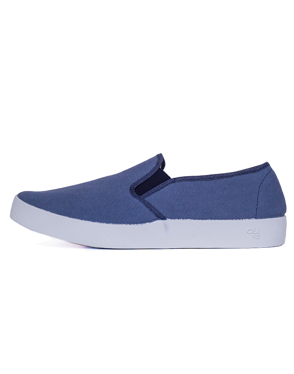 Slip-on Oli13 Slip On Slip on Blue sea/White canvas 42