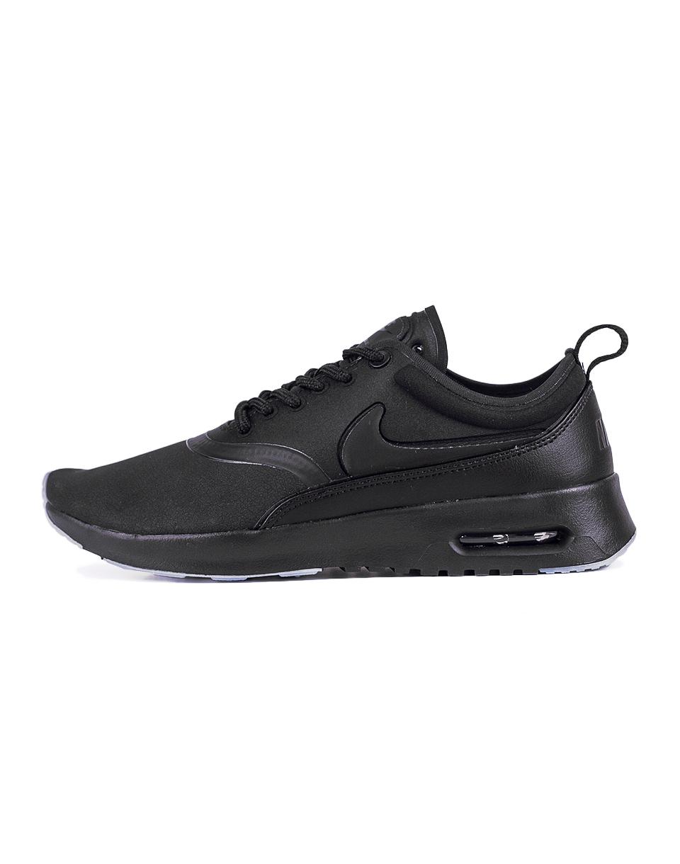 Sneakers - tenisky Nike Air Max Thea Ultra Premium Black / Black - Black - Blue Tint 40 + doprava zdarma