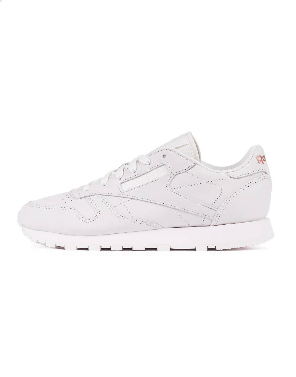 Reebok Classic Leather FBT Suede White   Rose Gold 38 5