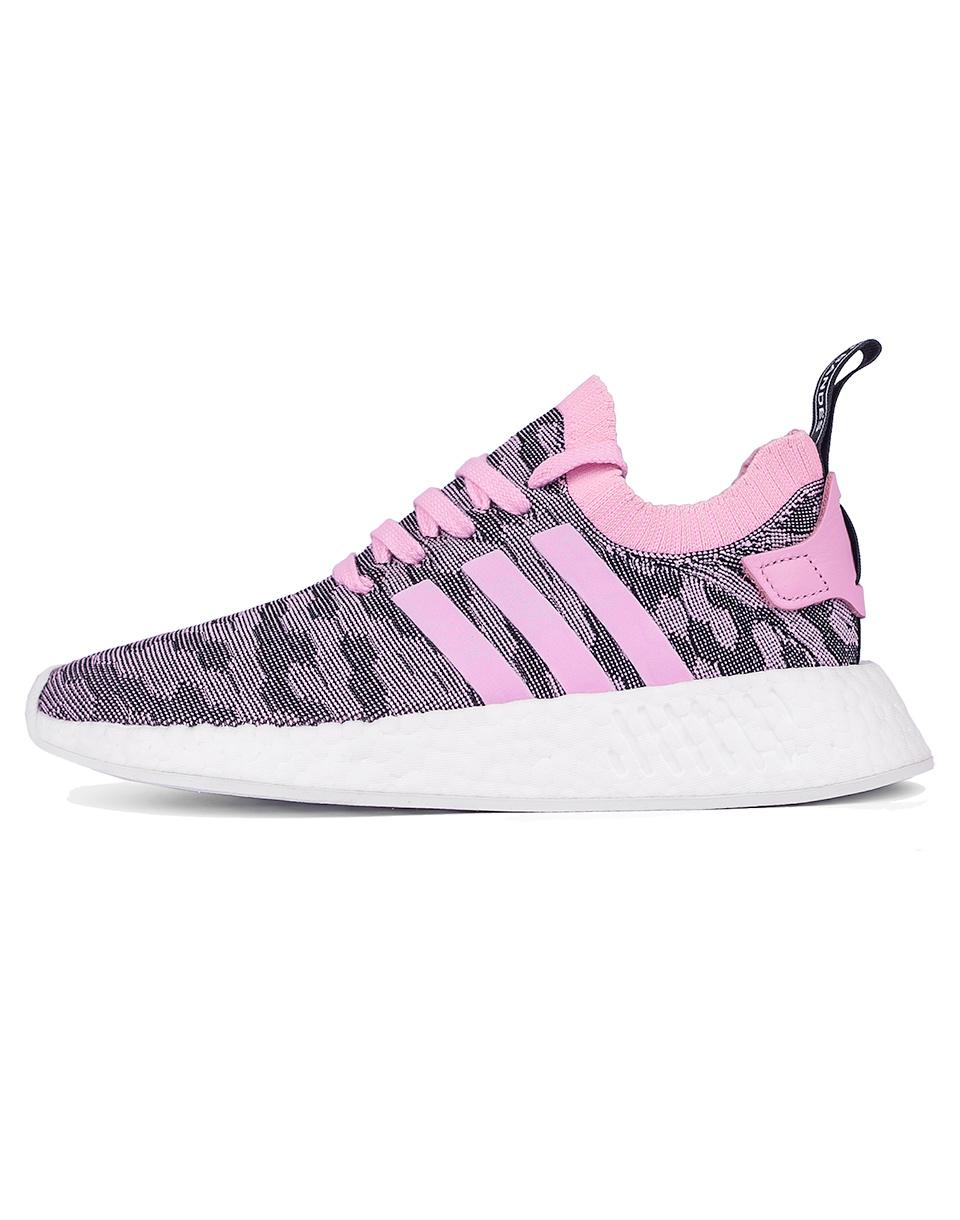 Sneakers - tenisky Adidas Originals NMD R2 Primeknit Wonder Pink / Wonder Pink / Core Black 37 + doprava zdarma