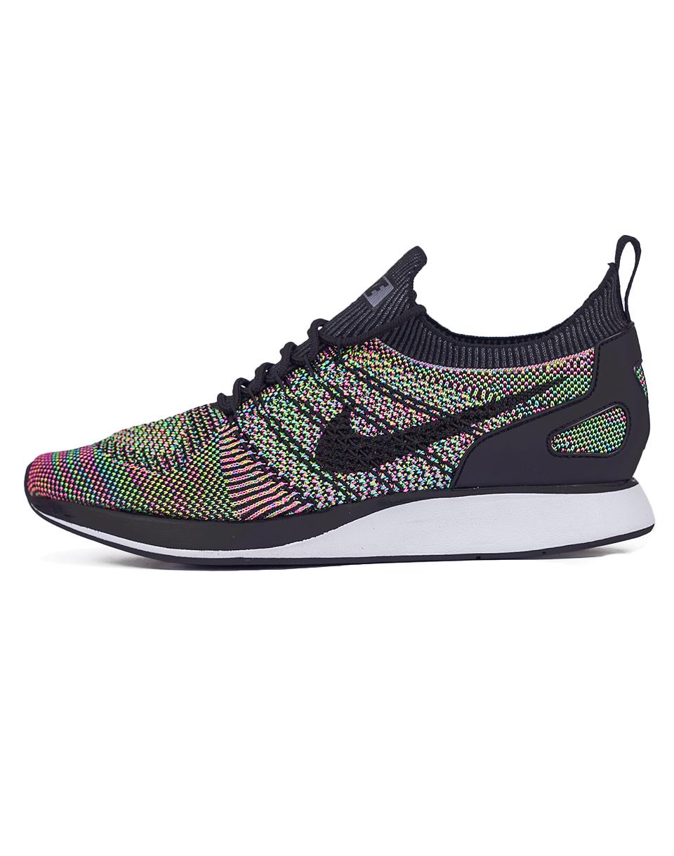 Sneakers - tenisky Nike Air Zoom Mariah Flyknit Racer White / Black - Volt - Chlorine Blue 42 + doprava zdarma