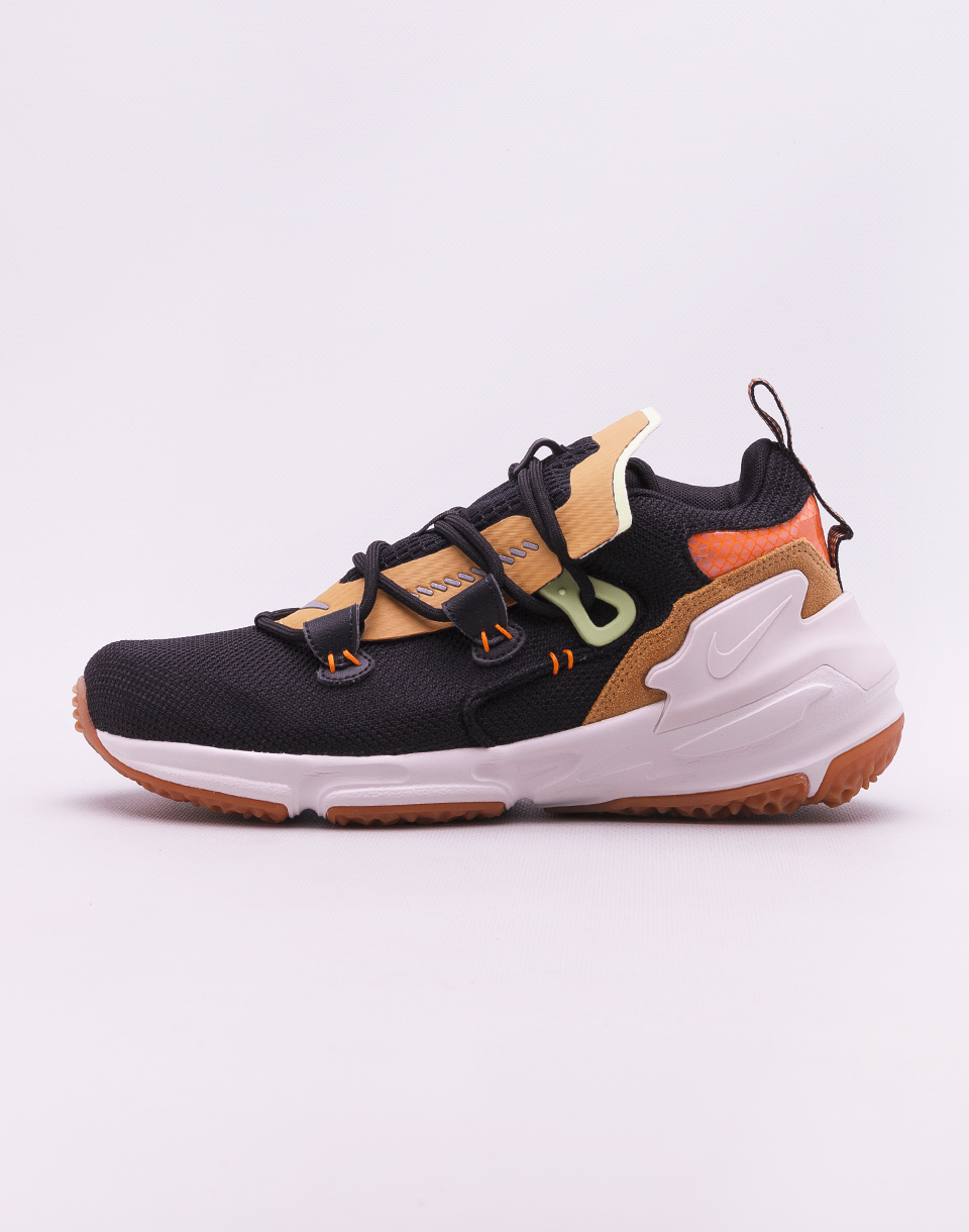 Nike Zoom Moc BLACK PHANTOM CLUB GOLD BRIGHT CERAMIC 42