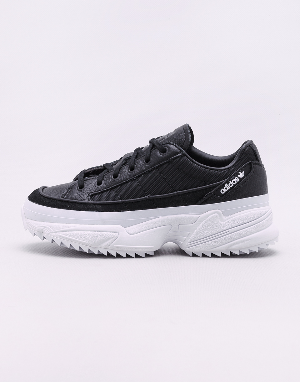 adidas Originals Kiellor CORE BLACK   CORE BLACK   CLOUD WHITE 41