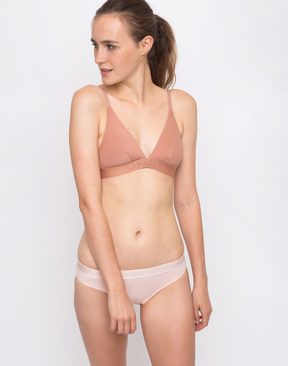 Calvin Klein Unlined Triangle Unity L