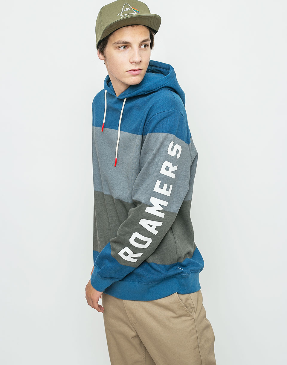 Poler Bartab Fleece Blue L