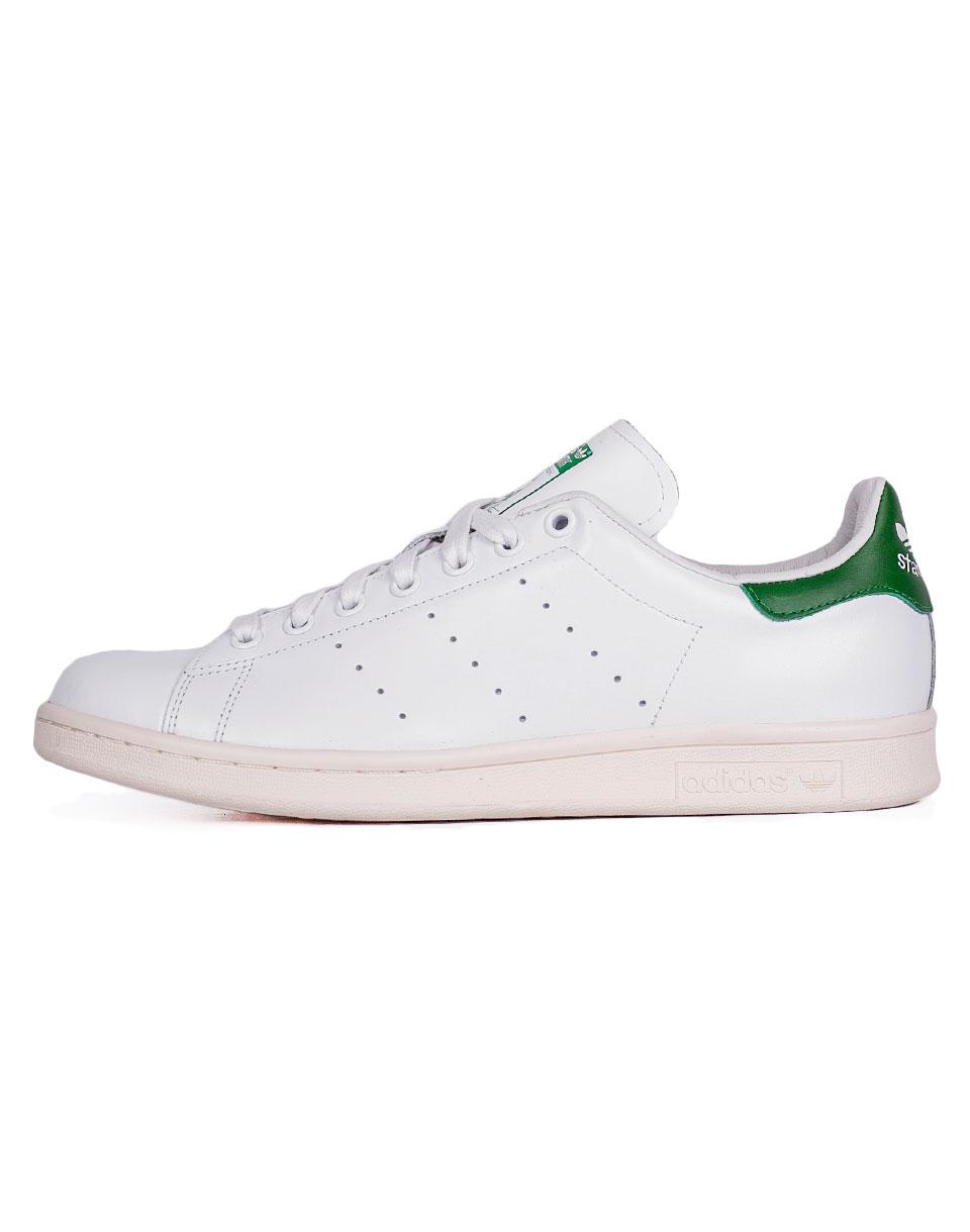 Sneakers - tenisky Adidas Originals STAN SMITH Running White/Fairway 43 + doprava zdarma