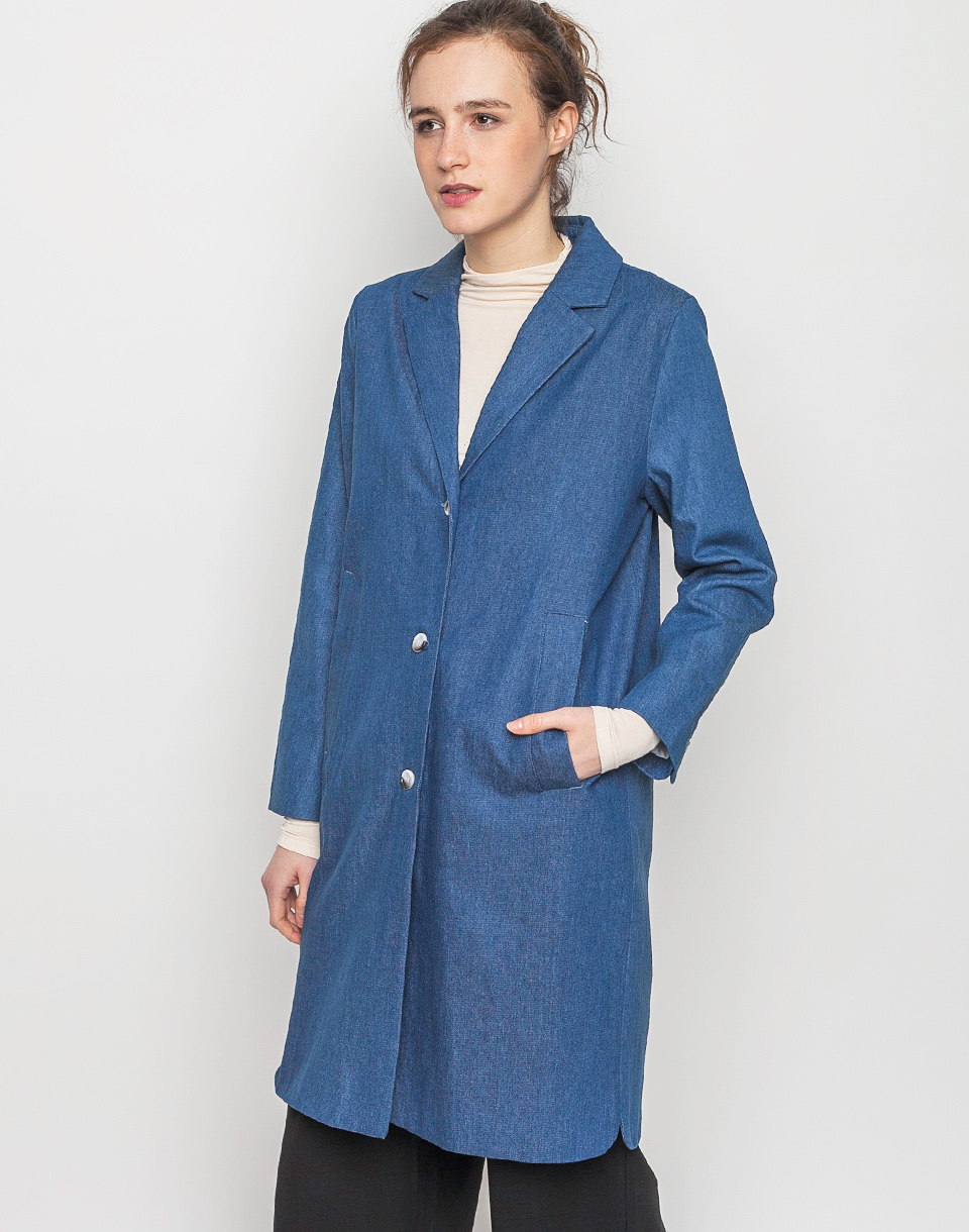 Selfhood Jacket Light lightblue M