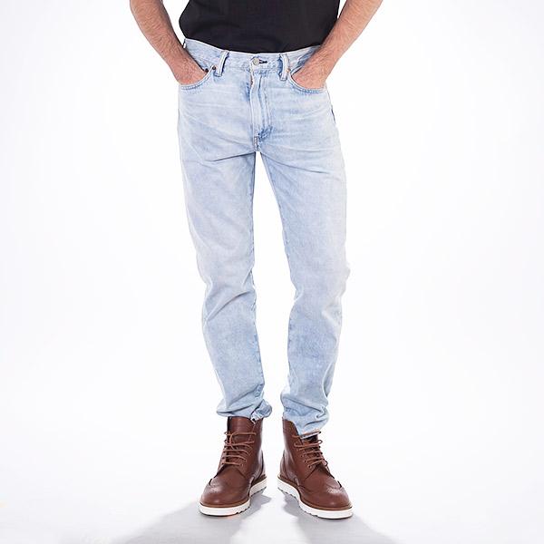Kalhoty Levi´s® 522 Slim Taper light fantasic w36/l34