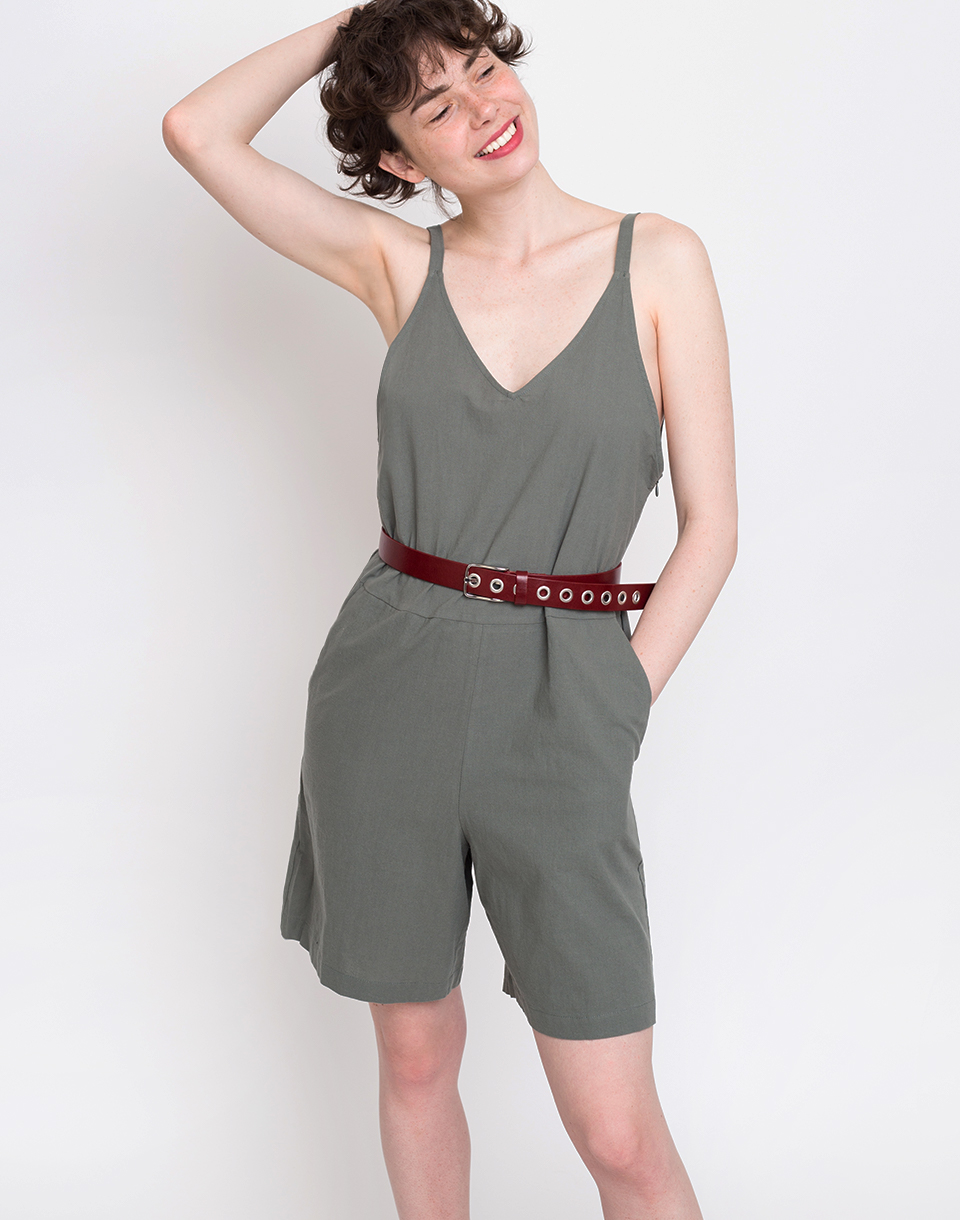 Edited Muriel Jumpsuit Green 36