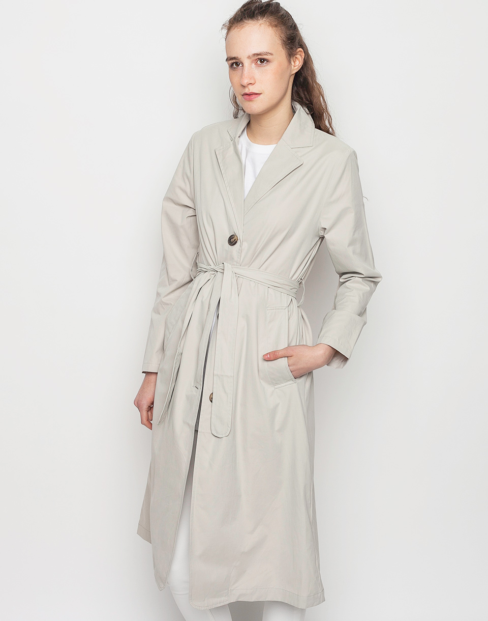 Selfhood Jacket Light Khaki M