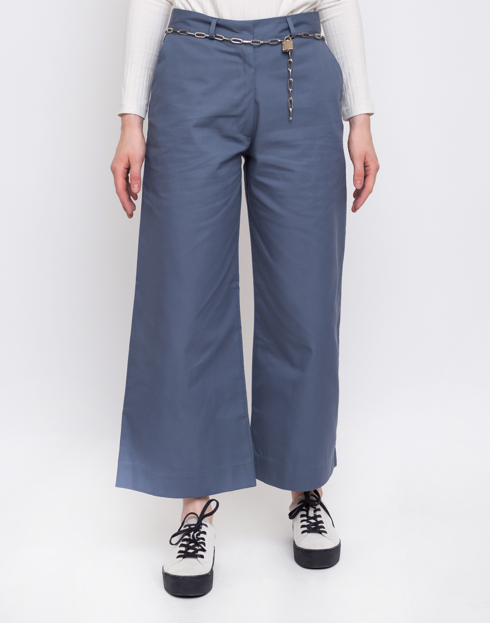 The Ragged Priest Storm Pant Postman Blue L