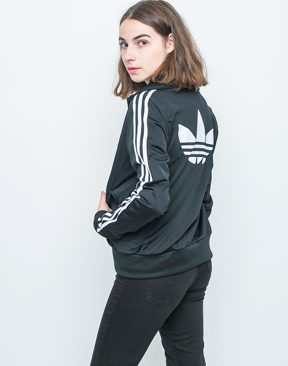 Bunda Adidas Originals Firebird Black 36