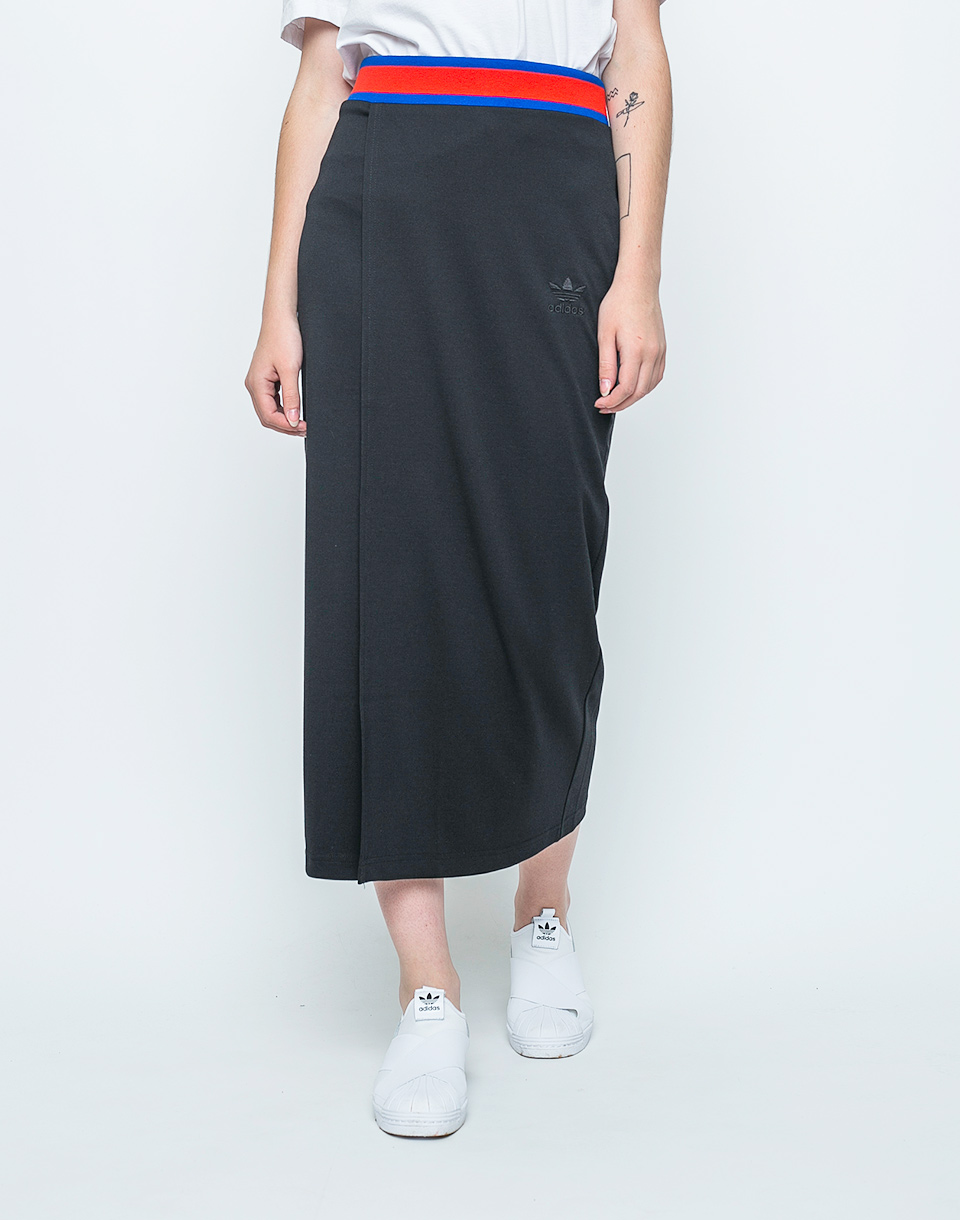 Sukně Adidas Originals Embellished Arts Black 36