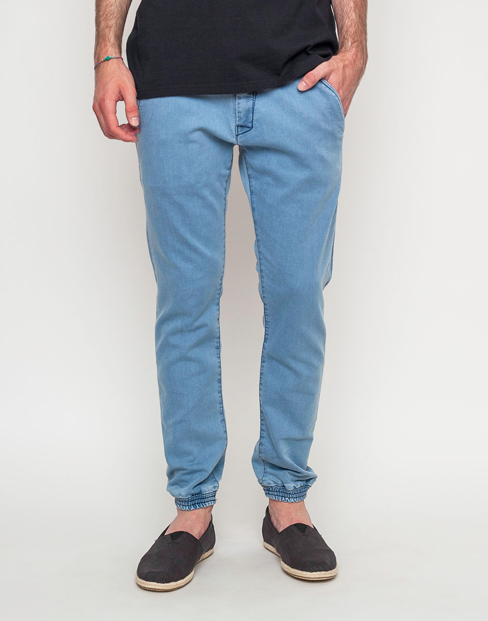 Reell Jogger Premium Light Blue W36 L34