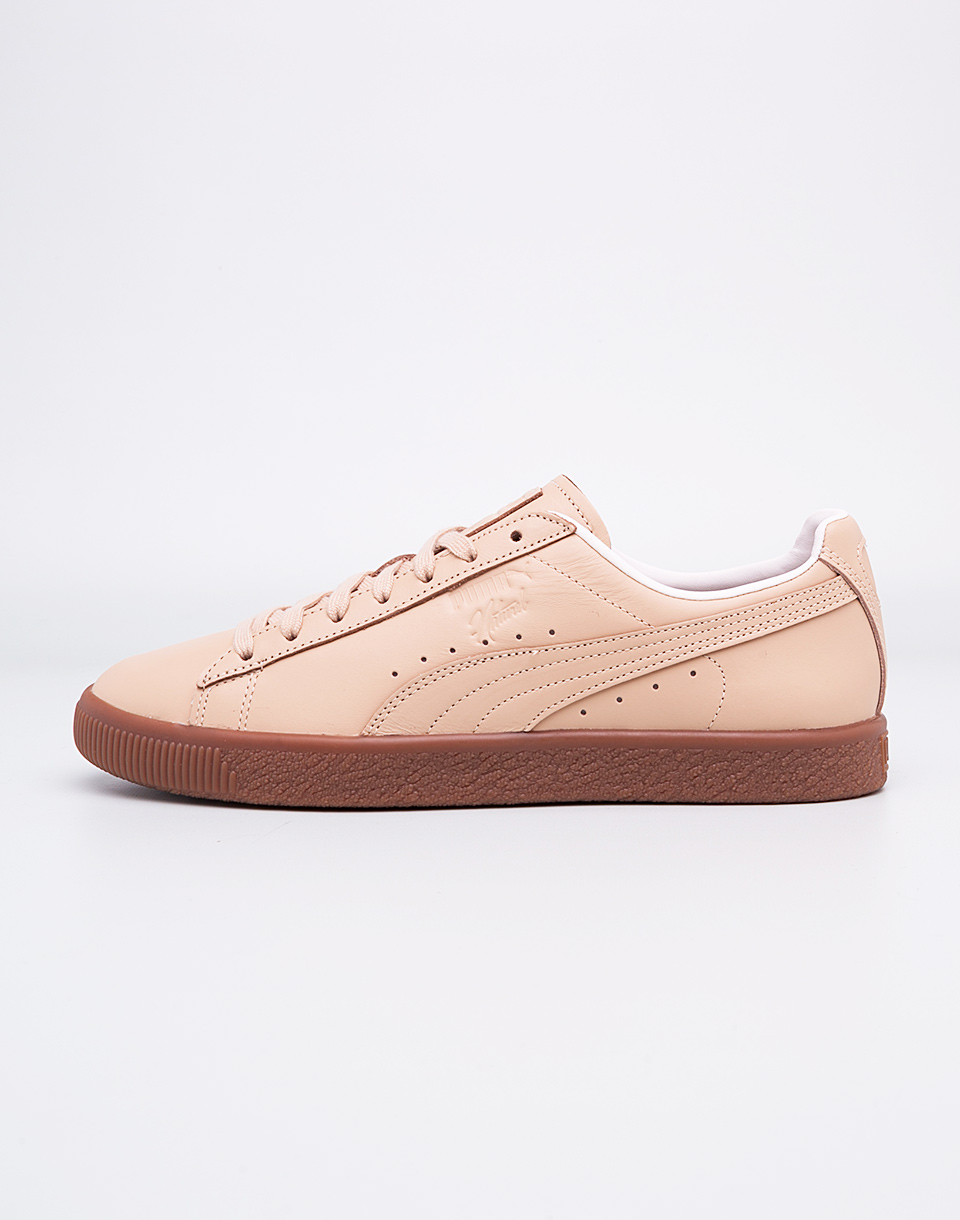 Puma Naturel Clyde Natural Vachetta 41