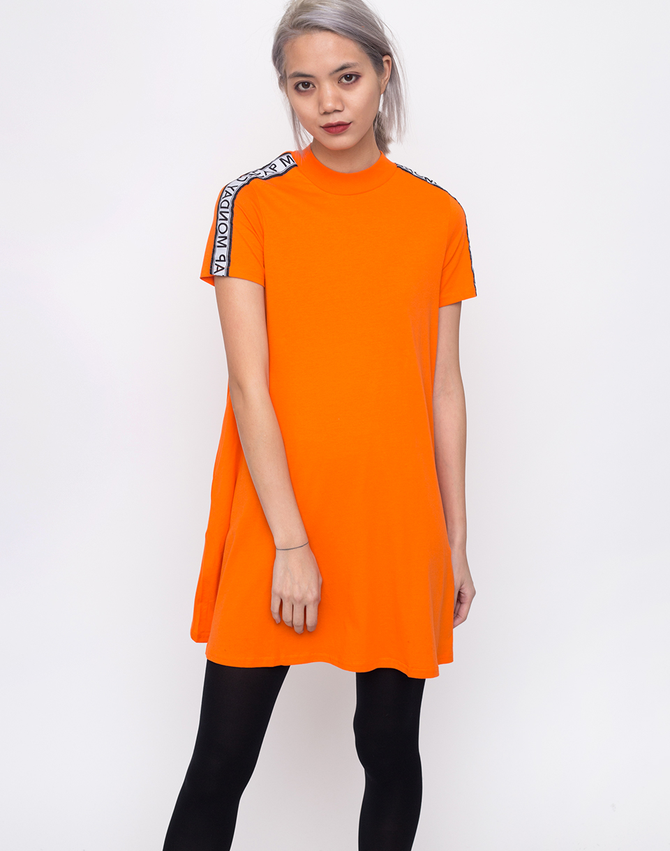 Cheap Monday Mystic tape Signal Orange L