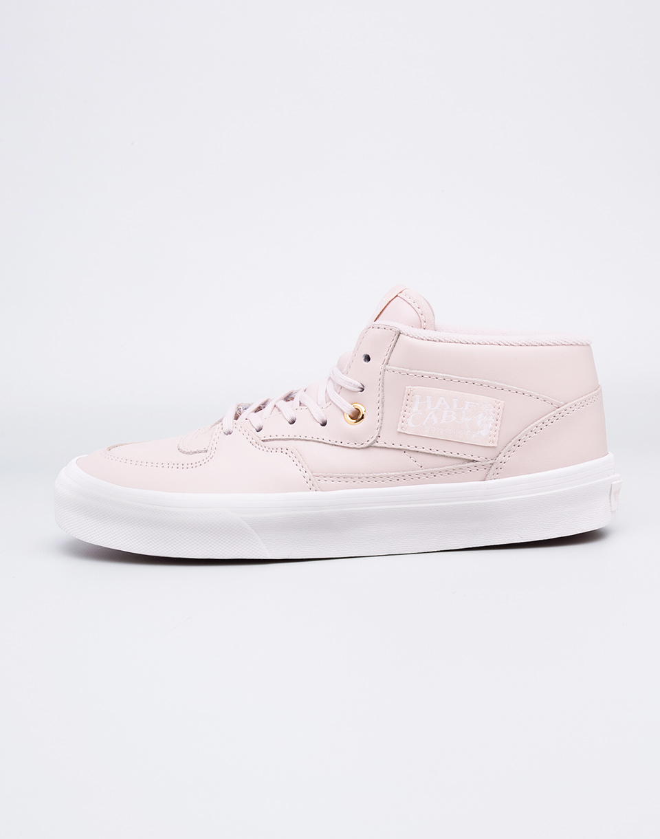 Vans Half Cab DX (Leather) Whisper Pink / Gold 37