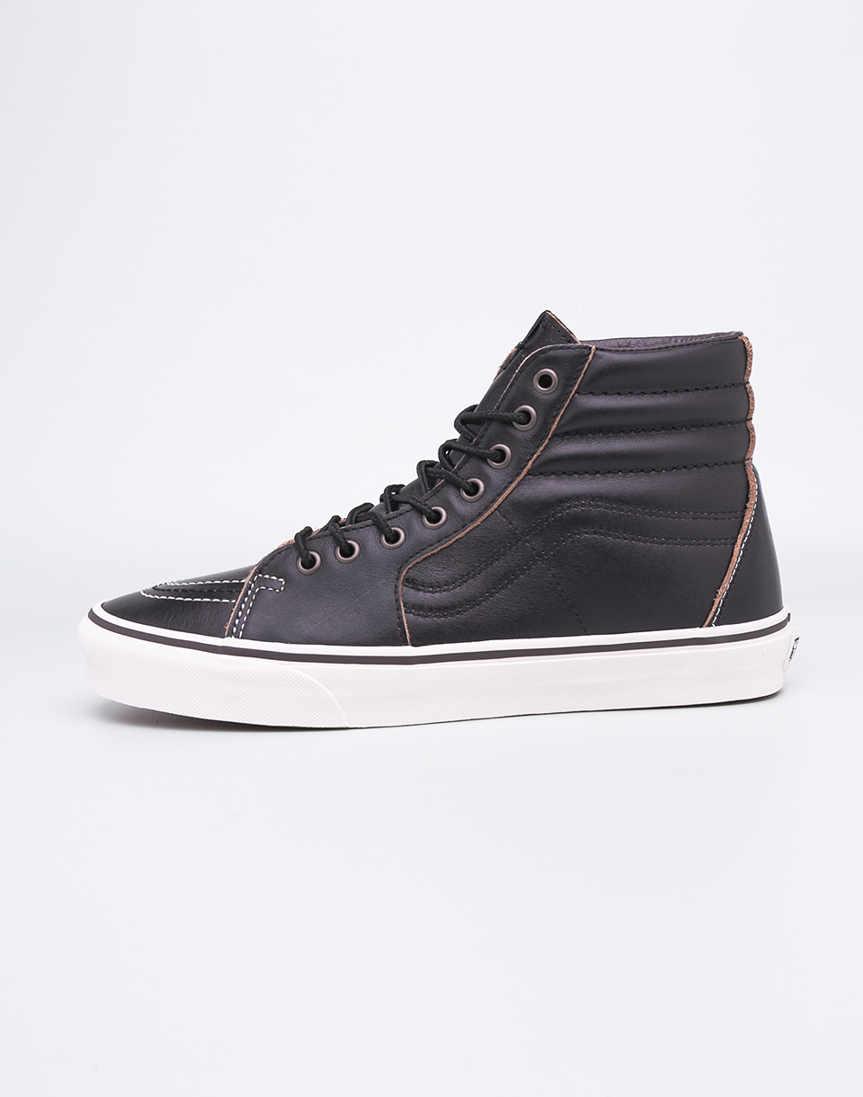 Vans SK8-Hi (GroundBreakers) Black / Marshmallow 42