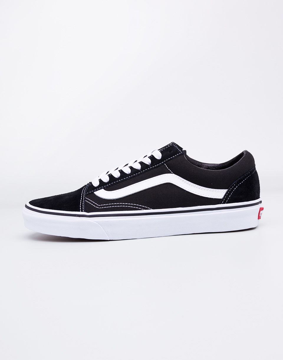 Vans Old Skool Black/ White 45