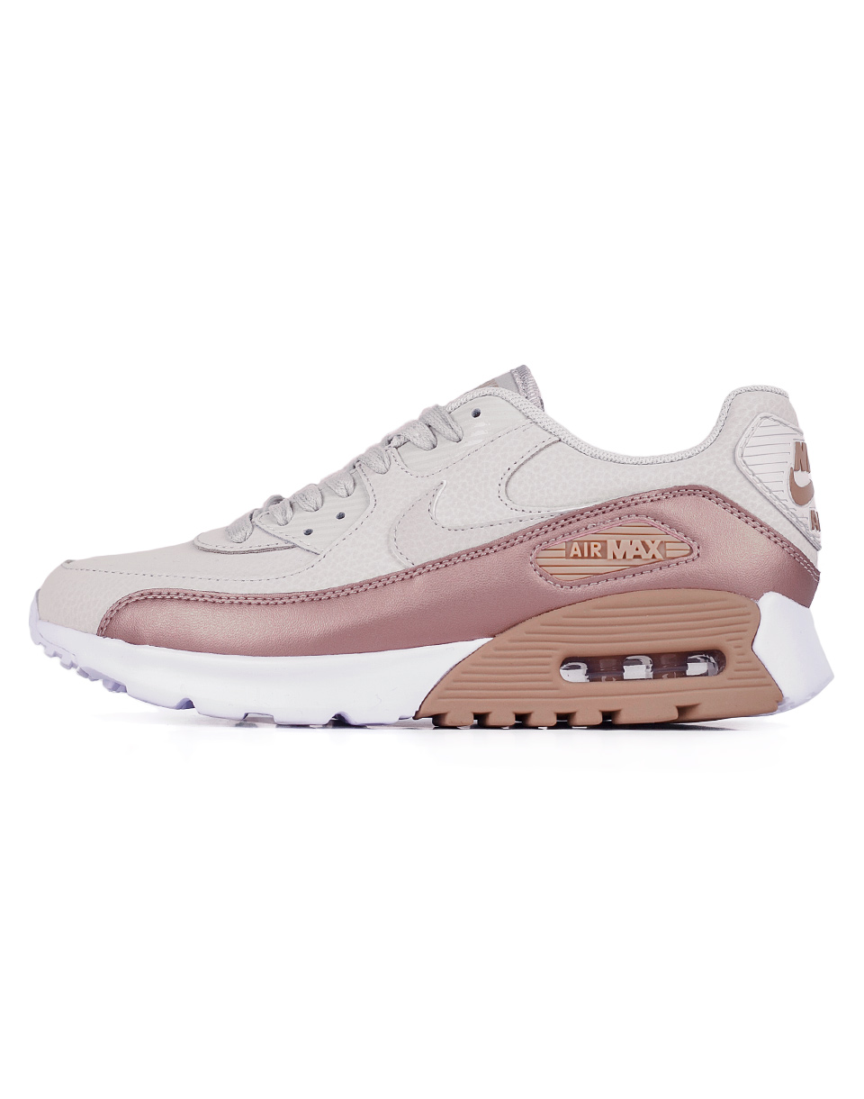 Sneakers - tenisky Nike Air Max 90 Ultra SE Light Bone / Light Bone - White 39 + doprava zdarma
