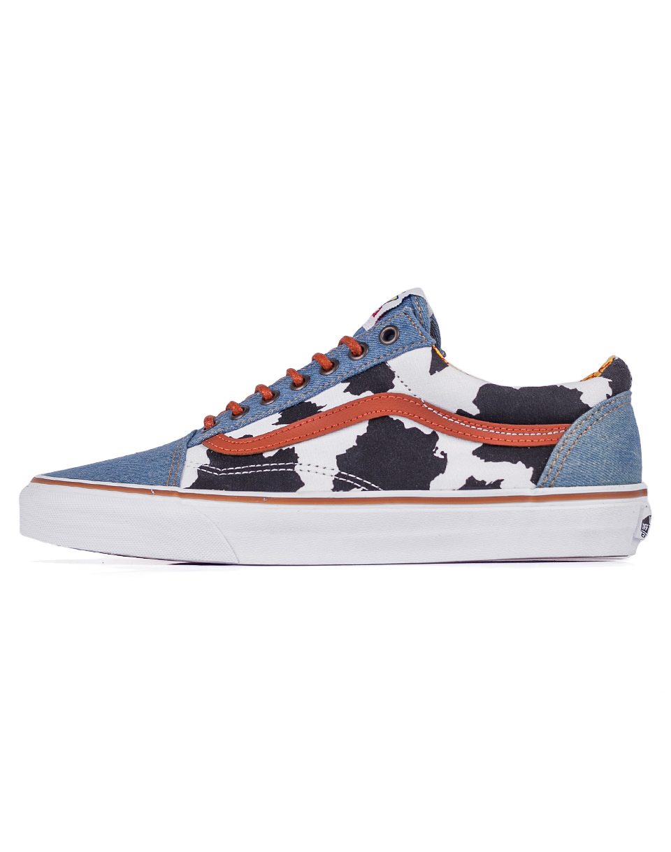 Sneakers - tenisky Vans Old Skool x Toy Story Woody / Denim 42,5