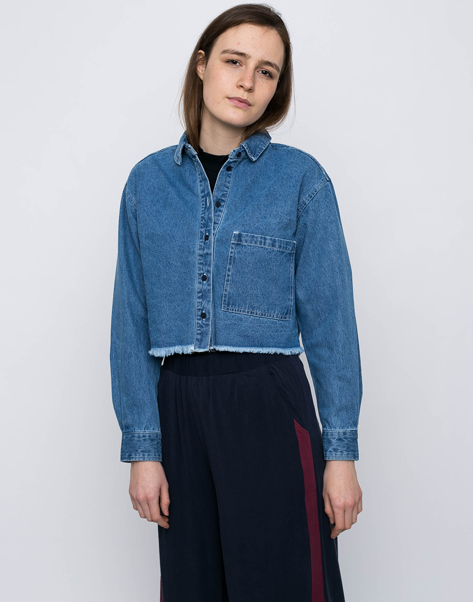 Native Youth AEGEAN DENIM BLUE XS