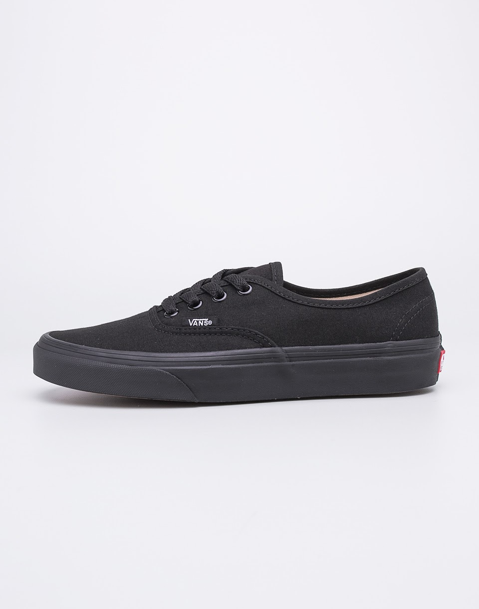 Sneakers - tenisky Vans Authentic Black / Black 39