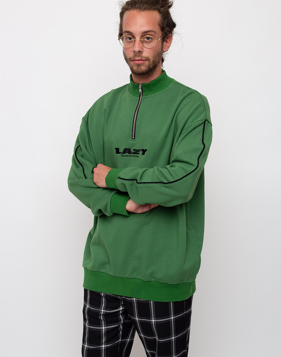 Lazy Oaf Taking No Orders Green L