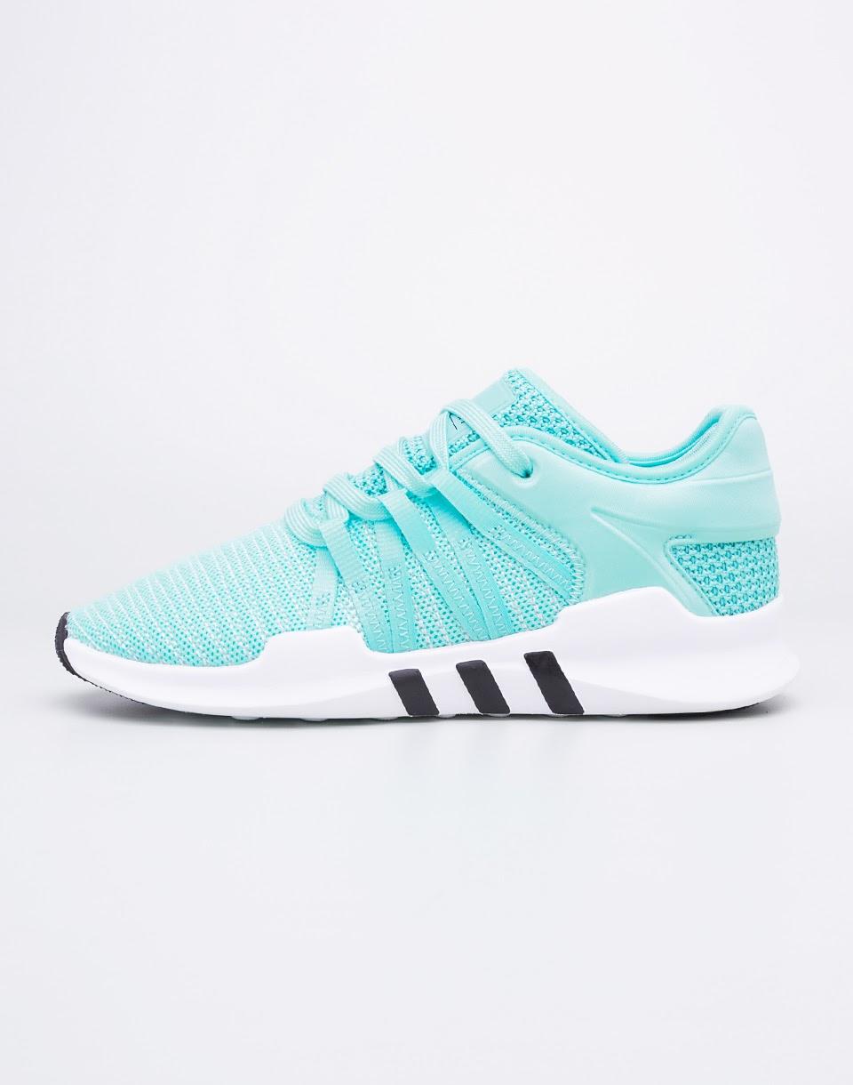 Sneakers - tenisky Adidas Originals EQT Racing ADV Energy Aqua/Energy Aqua/Footwear White 39